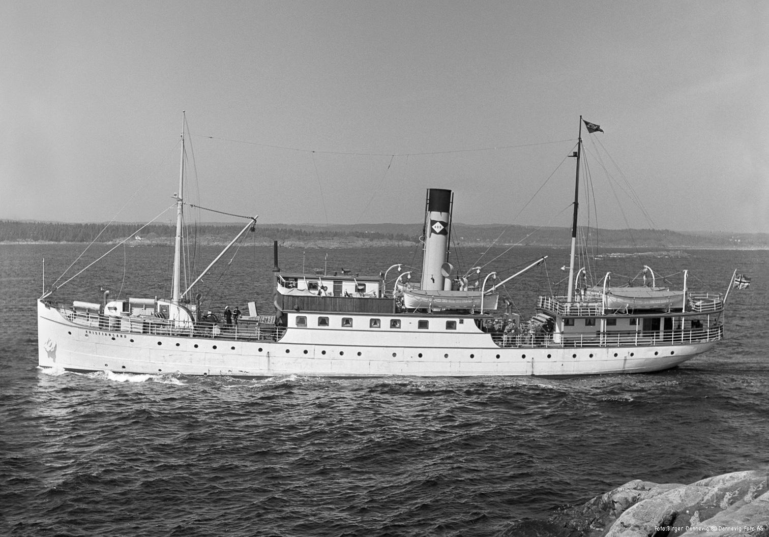 SS Kristiansand II