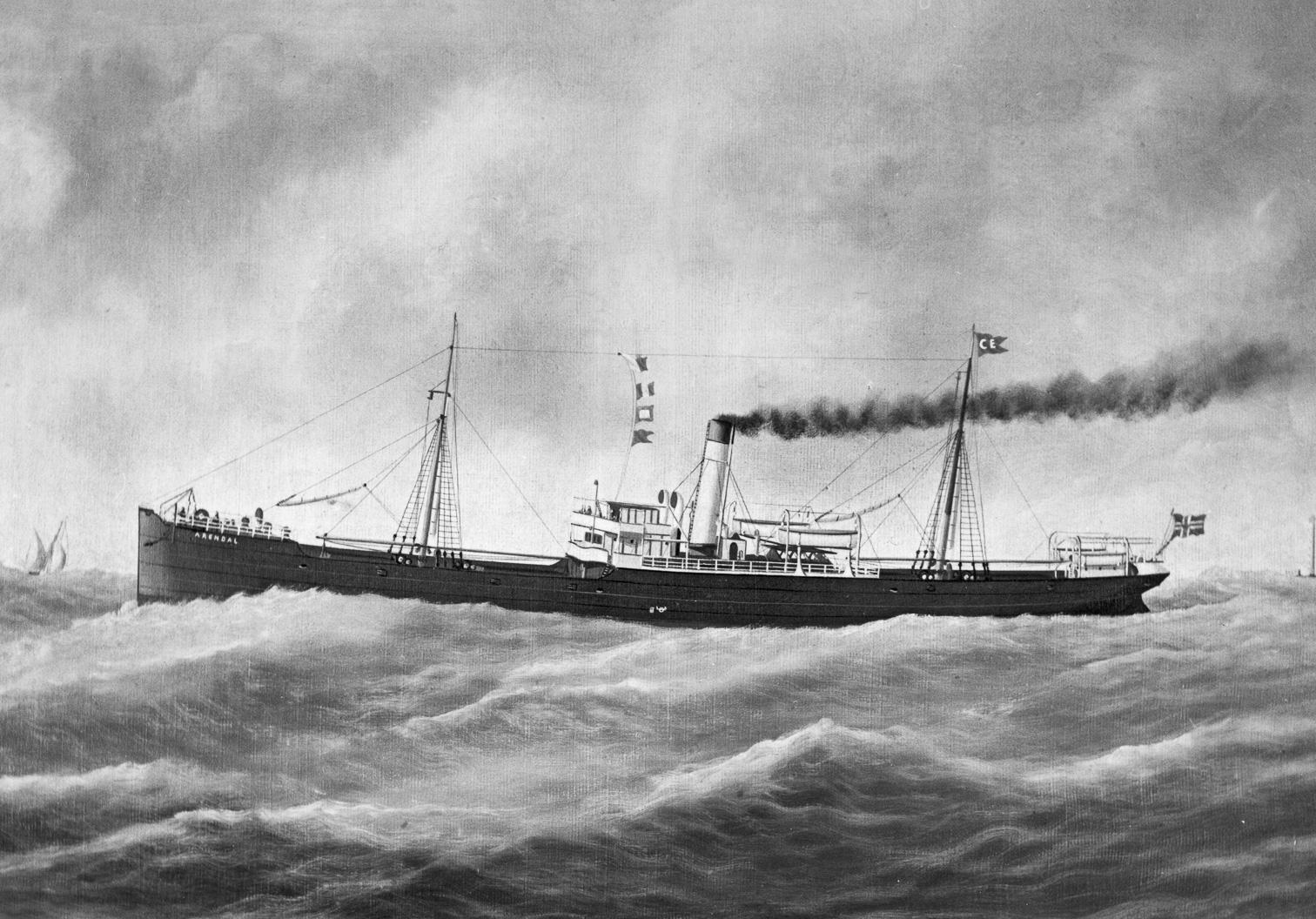 SS Arendal I