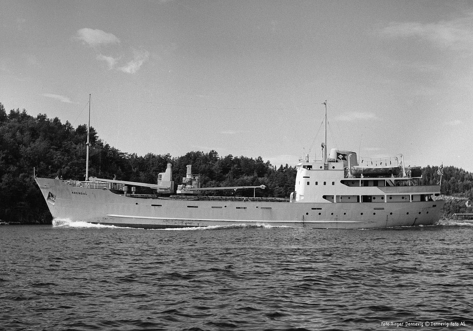 MV Arendal lV