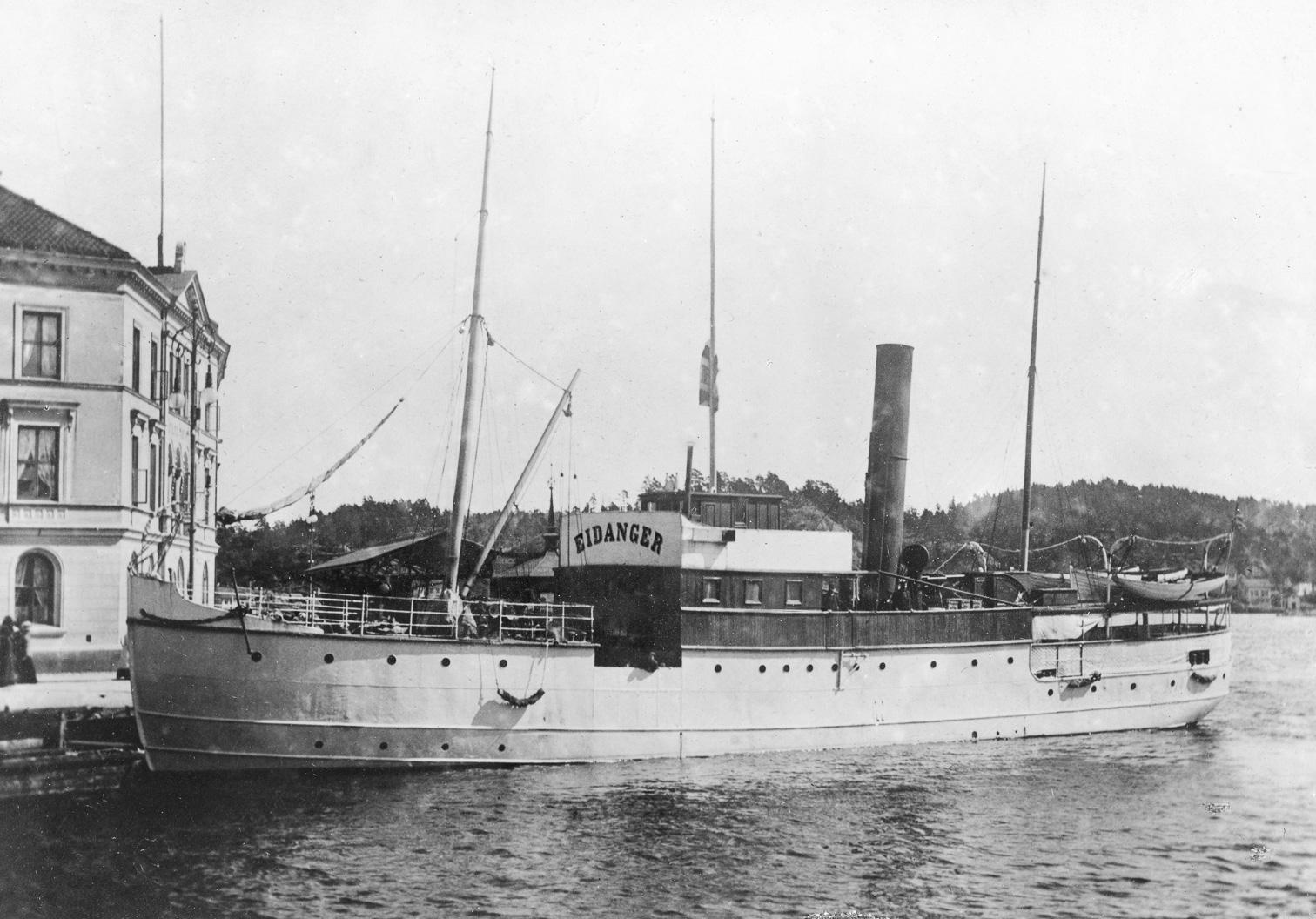 SS Eidanger