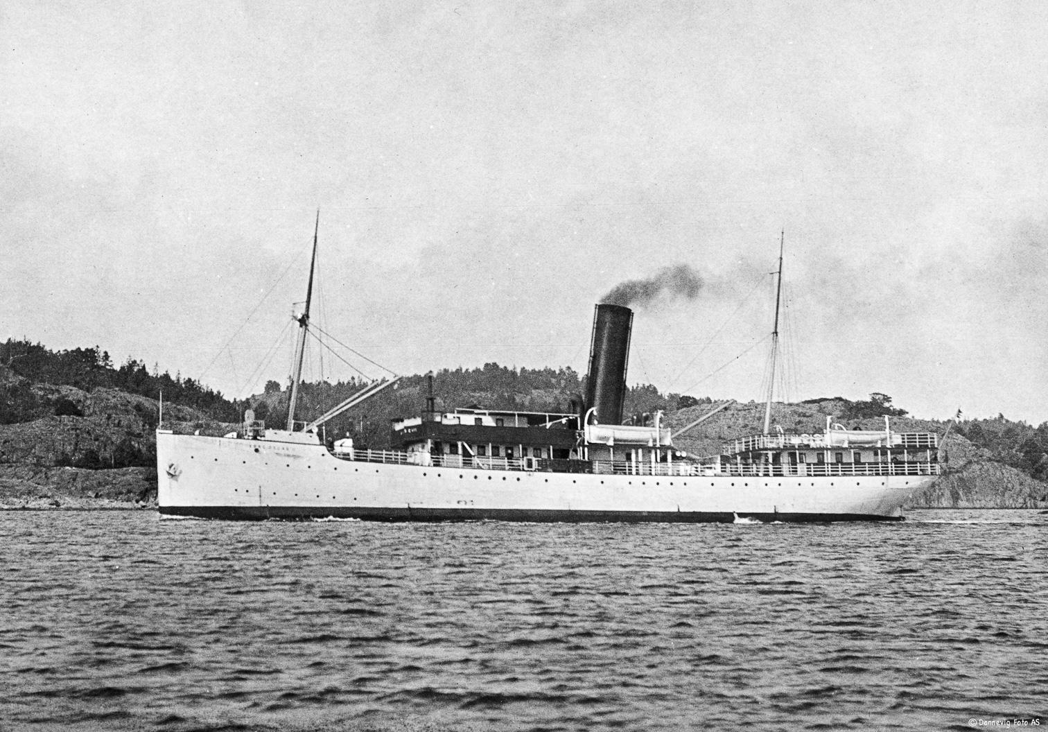 SS Kong Oscar II