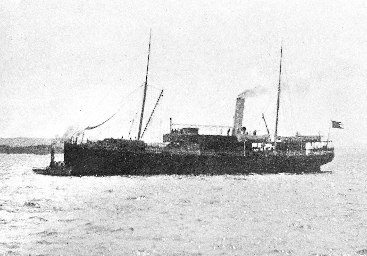 SS Lindholmen