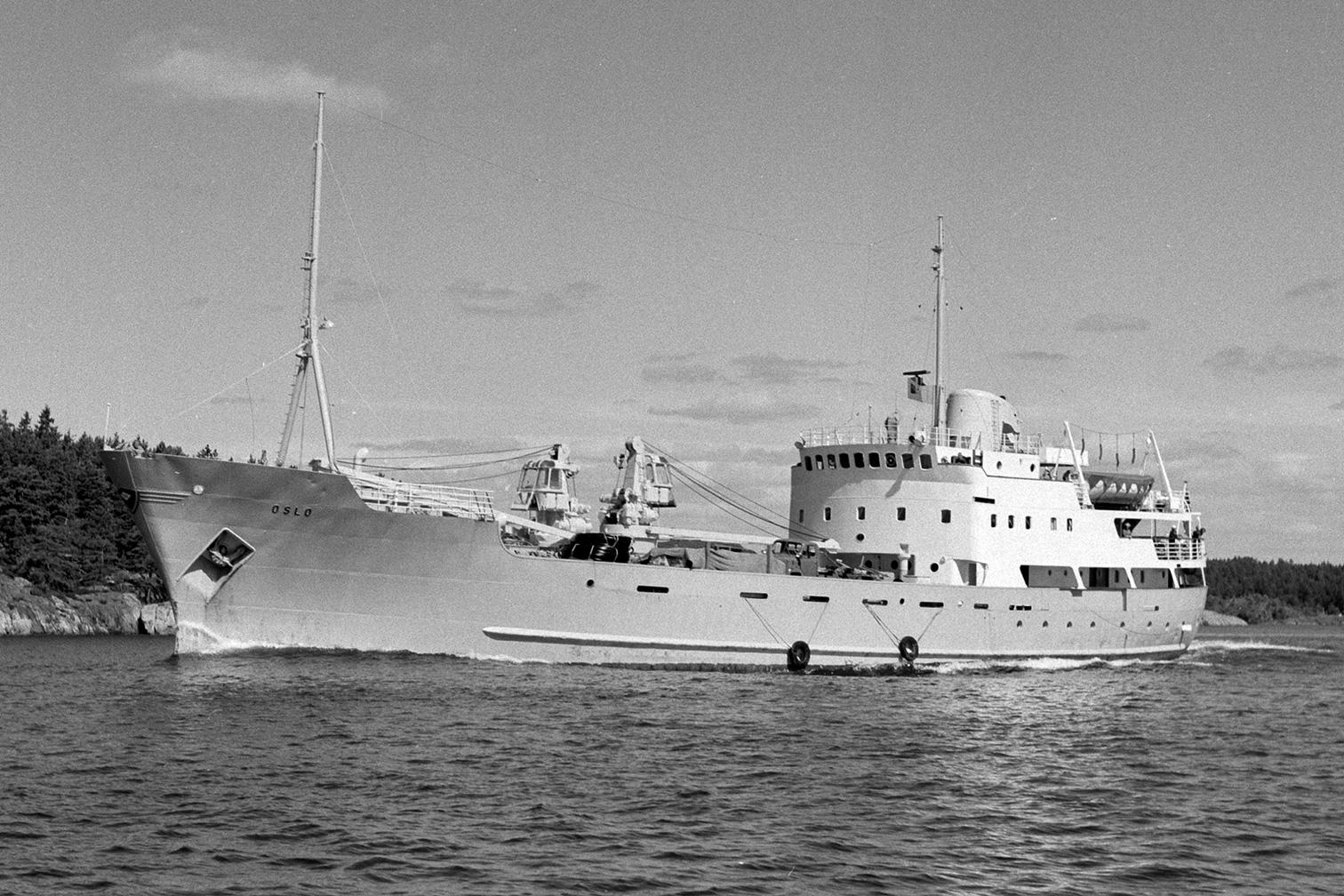MV Oslo II
